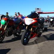 Sortie piste moto TDC